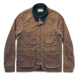 The Rover Jacket in Field Tan Waxed Canvas: Featured Image