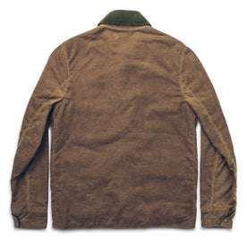 The Rover Jacket in Field Tan Waxed Canvas: Alternate Image 6