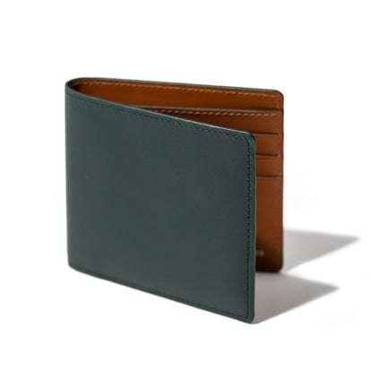 The Minimalist Billfold Wallet in Evergreen
