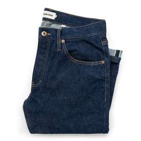 The Democratic Jean in Organic Stretch Selvage: Featured Image