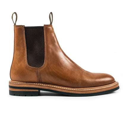 The Ranch Boot in Whiskey Cordovan