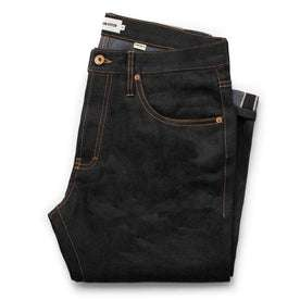 The Democratic Jean in Yamaashi Orimono Recover Selvage: Featured Image