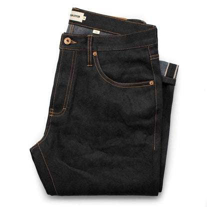The Slim Jean in Yamaashi Orimono Recover Selvage