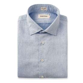 The Hyde in Sky Cotton & Linen