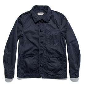 The Ojai Jacket in Indigo: Featured Image