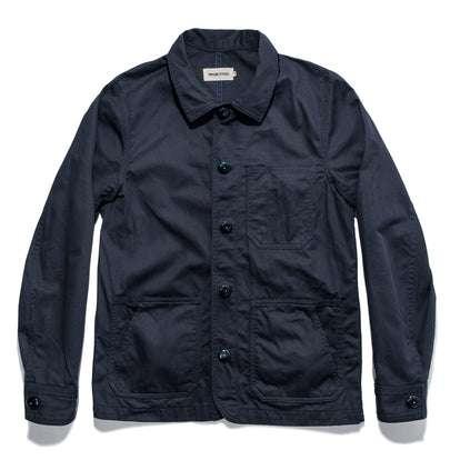 The Ojai Jacket in Indigo