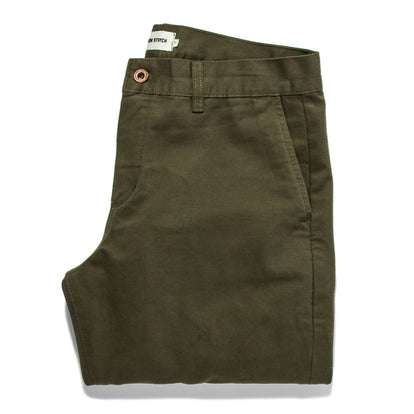 The Democratic Chino in Organic Olive