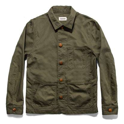 The Ojai Jacket in Olive