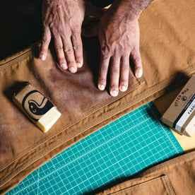Heavy Duty Fabric Wax: Alternate Image 3