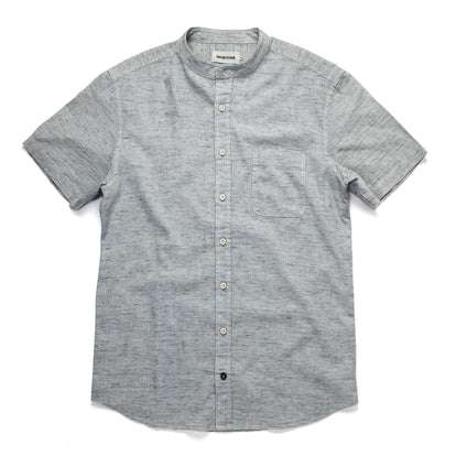 The Short Sleeve Bandit in Heather Grey