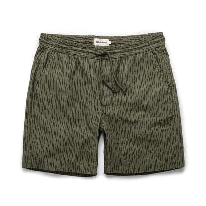 The Après Short in Raindrop Camo