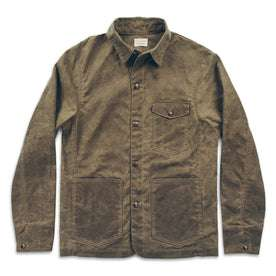 The Project Jacket in Field Tan: Featured Image