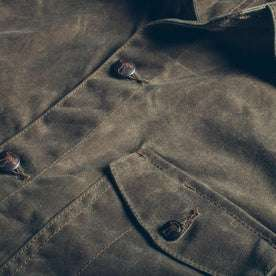 The Project Jacket in Field Tan: Alternate Image 5