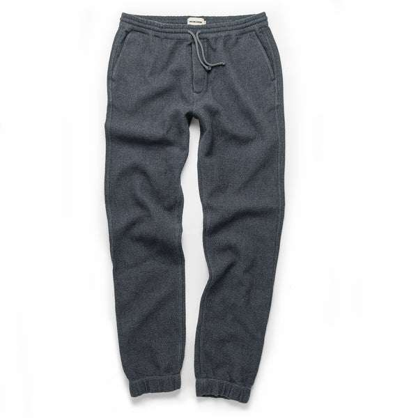 16c8f4324b8 The Après Pant in Charcoal Waffle