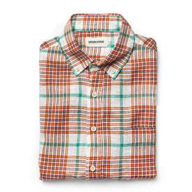 The Jack in Vintage Red Madras: Featured Image
