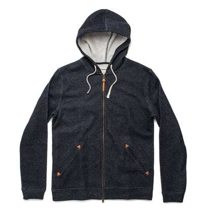 The Après Hoodie in Navy
