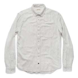 The Jack in Natural Brushed Organic Cotton: Alternate Image 8