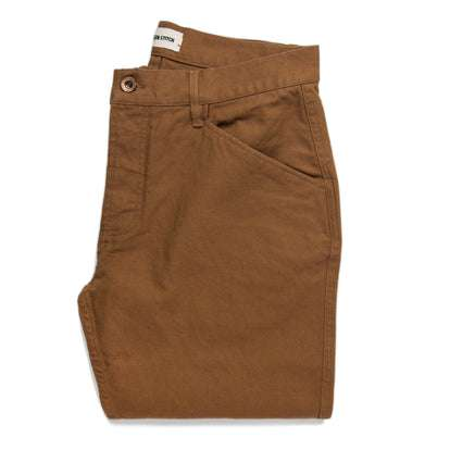 The Camp Pant in Washed Sawdust