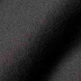 The Slim Chino in Organic Charcoal: Alternate Image 6