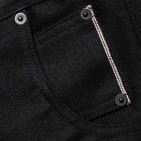 The Slim Jean in Yoshiwa Mills Black Selvage: Alternate Image 5