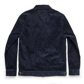 The Piston Jacket in Indigo Corduroy: Alternate Image 7