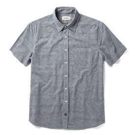 The Short Sleeve California in Slate Cord: Featured Image