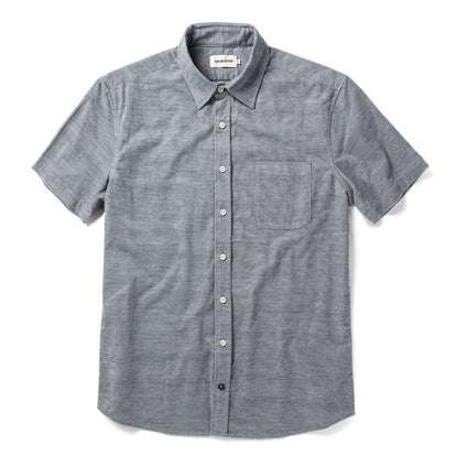 The Short Sleeve California in Slate Cord