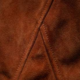 material shot of stitching