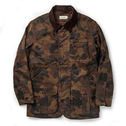 The Field Jacket in Camo