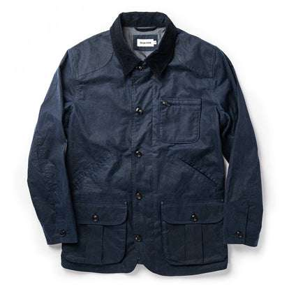 The Field Jacket in Midnight