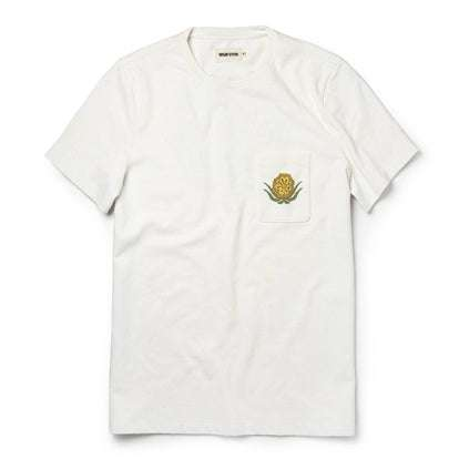 The Heavy Bag Tee in Desert Flower