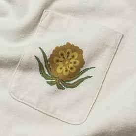 The Heavy Bag Tee in Desert Flower: Alternate Image 4