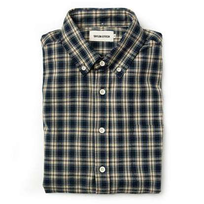 The Jack in Marino Plaid