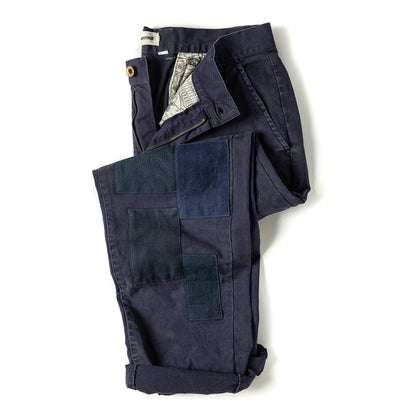 The Atelier and Repairs Chino in Navy