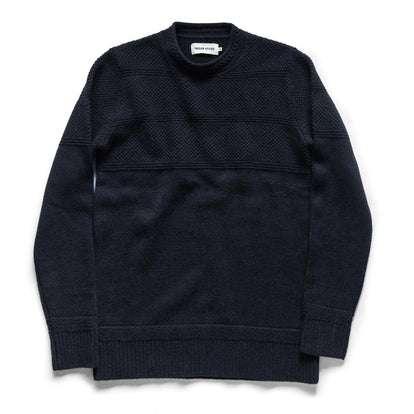 The Ventana Sweater in Navy