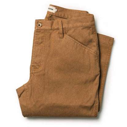 The Camp Pant in Tobacco Boss Duck