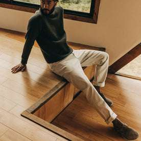 The Chore Pant in Natural Boss Duck: Alternate Image 4