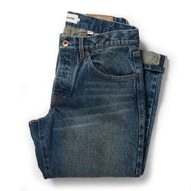 The Democratic Jean in 18-Month Wash Organic Selvage: Featured Image