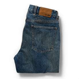 The Democratic Jean in 18-Month Wash Organic Selvage: Alternate Image 9