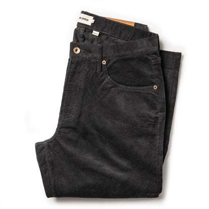 The Democratic All Day Pant in Coal Cord