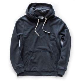 The Fillmore Hoodie in Coal Terry: Featured Image