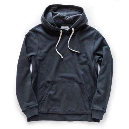 The Fillmore Hoodie in Coal Terry