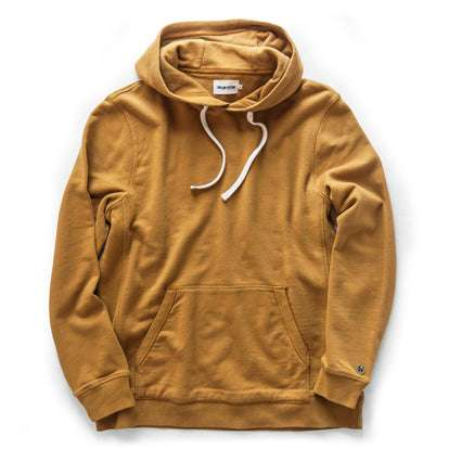 The Fillmore Hoodie in Saffron Terry