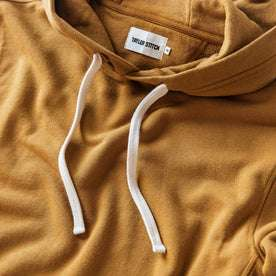 The Fillmore Hoodie in Saffron Terry: Alternate Image 5