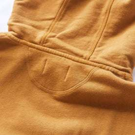 The Fillmore Hoodie in Saffron Terry: Alternate Image 8