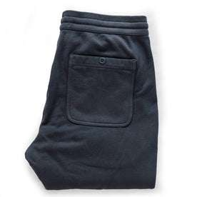 The Fillmore Pant in Coal Terry: Alternate Image 8