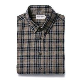 The Jack in Sand Plaid: Featured Image