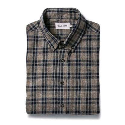 The Jack in Sand Plaid