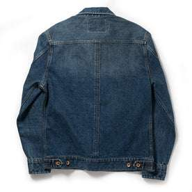 The Long Haul Jacket in 18-Month Wash Organic Selvage: Alternate Image 8