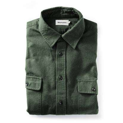 The Yosemite Shirt in Forest